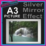 THAILAND WATERFALL ALUMINIUM PRINTED PICTURE SPECIAL EFFECT PRINT NOT CANVAS